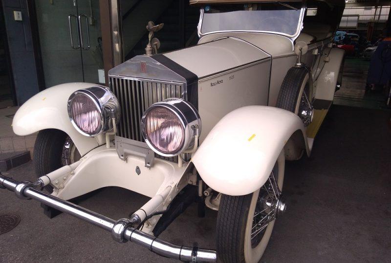 1927 Rolls Royce Phantom 1 Springfield