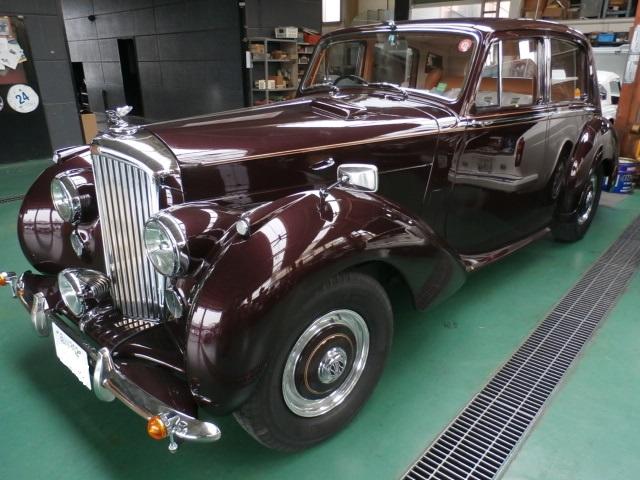 1953 Bentley R